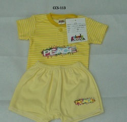 Pure Organic Cotton Kids Wear
