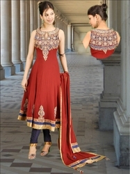 Unstitched Indian Salwar