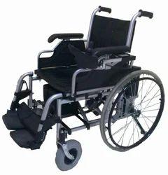 Motorized Aluminium Powered Wheelchair