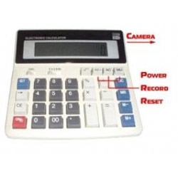 Spy Calculator Camera