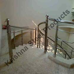 Round Stair Railings