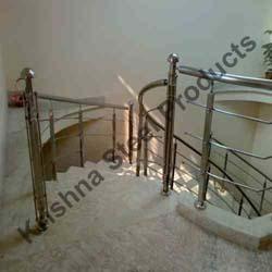 Round+Stair+Railings