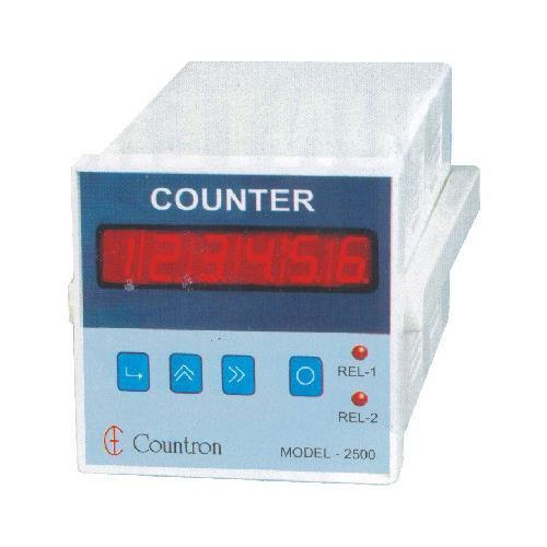 6 Digit Programmable Counter