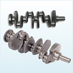 Forged Alloy Steel Crankshaft
