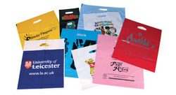 LD & HM Flexo And Rotto Printed Shopping Bag