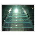 Metal & Glass Staircase