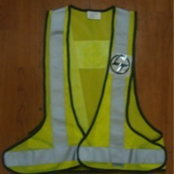 Reflective 3 Side Opening Safety  Vest