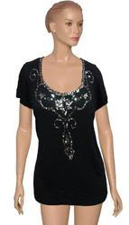 Ladies High Fashion Top - Mode Classics - W14tk001