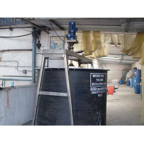 HDPE  Reaction Tanks