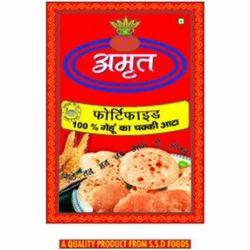 Wheat Atta Packaging Bag