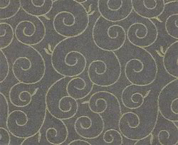 Silk Screen Printed Swirl Design On Non Woven Papers