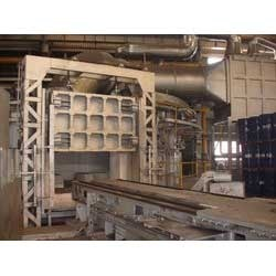 Online Conveyor Heat Treatment Furnaces