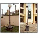 Ornamental Lamp Post