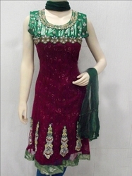 Indian Bridal Salwar Kameez Suits