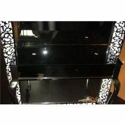 Mirror Illumina Black Styling Station