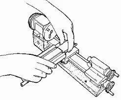 A.hol Cutting Machine