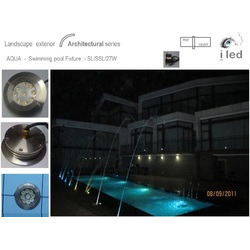 Stainless Steel LED Fixture for Swimming Pool