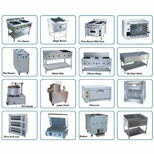 Kitchen Equipment - Manufacturer from Chennai