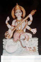 Goddess+Saraswati+Idol