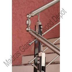 SS Staircase Railing Systems