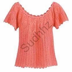 Crochet Ladies Tops