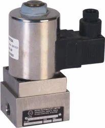 2 Port High Pressure Solenoid Valves