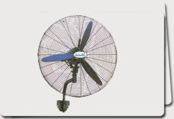 Oscillating Wall Bracket Fan