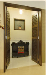 Residential Project-Separate Pooja Ghar