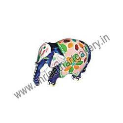 Meena Painted Elephant
