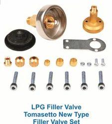 filler valve for lpg gas kit