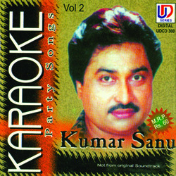 Kumar Sanu-Party Songs-Karaoke-Vol-2