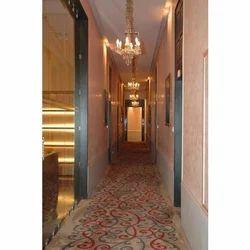 Hotel Corridor Interior Designing Services