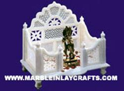 Decorative White Marble Temple
