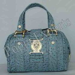 Ladies Leather Handbags (Product Code: BL883)