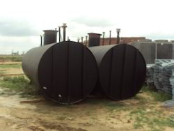 Fuel Oil Storage Underground Installation