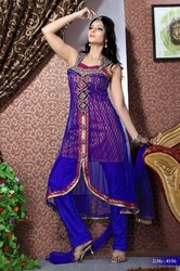 Bandhani Designer Suits