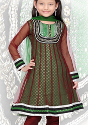 Children Anarkali Suits