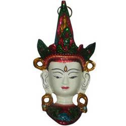 Metal Buddha