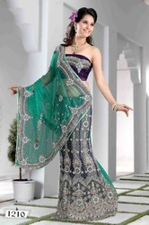 Georgette Base Sarees