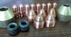 Plasma Cutting Consumables