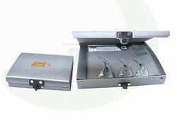 Box with Foam for Laryngoscope Set