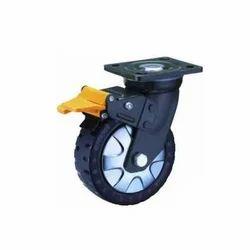 Polyurethane Wheel with Taper Roller Bearing