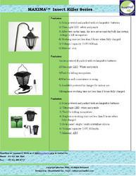 Maxima Insect Killer Series