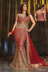 Heavy Embroidered Lehenga