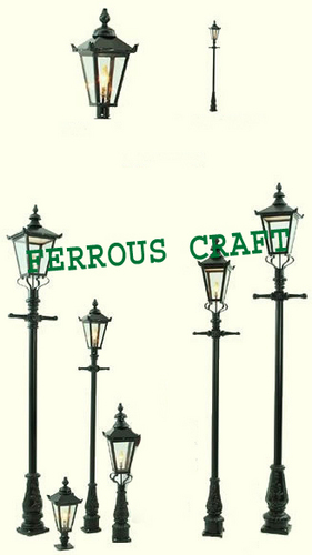 Outdoor lamp posts cast iron lamp posts manufacturer from faridabad cast iron lamp posts aloadofball Image collections