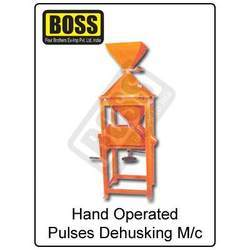 Pulses Dehusking Machines