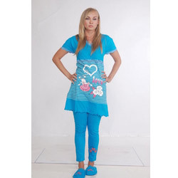 Womens Pajama Night Dress Sets