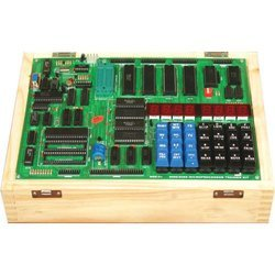 M86-01-8086-8088-ADV-Microprocessor Trainer (LED-VER)