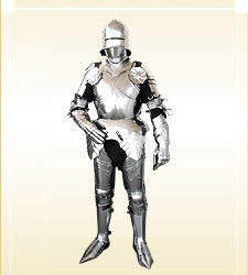Gothic Suit of Armour