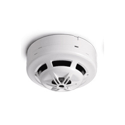 Addressable Combination Smoke & Heat Detector